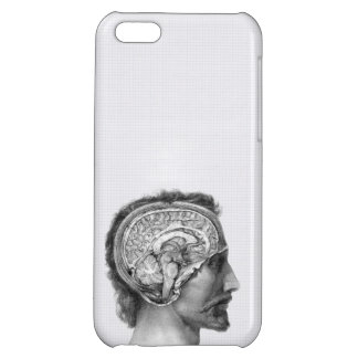 Vintage Anatomy - Brain iPhone 5C Case