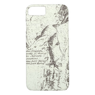 Vintage anatomy iphone 7 case