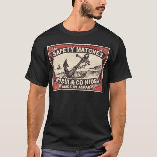 Vintage Anchor Matchbox Logo T-Shirt