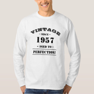 Vintage and Aged to Perfection T-Shirt