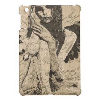Vintage angel iPad mini covers
