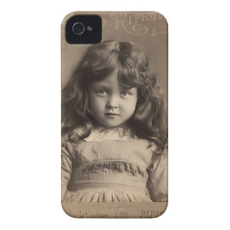 Vintage Angel iPhone 4 Case-Mate Cases