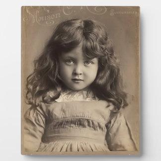 Vintage Angel Plaque
