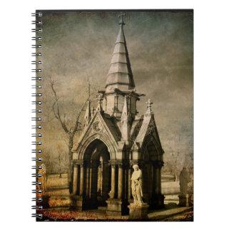 Vintage Angels Notebooks