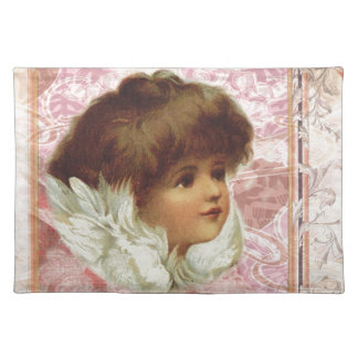 Vintage Angels Placemats