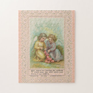 Vintage Angels puzzle