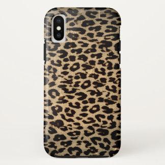 Vintage animal fur of leopard Case-Mate iPhone case