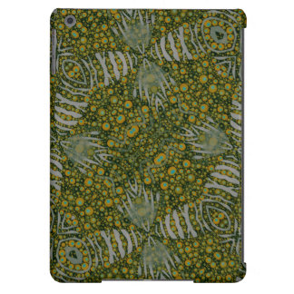 Vintage Animal print Abstract iPad Air Cases