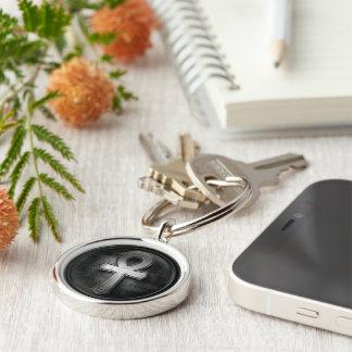 Vintage Ankh Symbol Key of Life Design Keychain