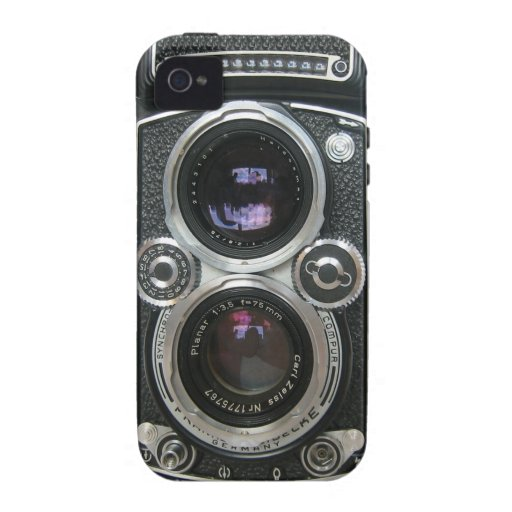 Vintage Antique Camera Case Cover iPhone 4 Cases