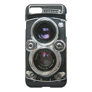 Vintage Antique Camera iPhone 7 Glossy Case Cover
