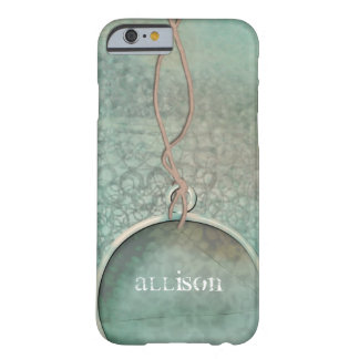 Vintage Antique Distressed Design Barely There iPhone 6 Case