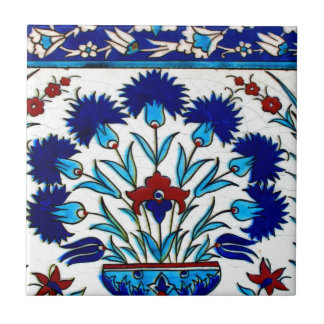 Vintage Antique Floral Abstract Turkish tiles