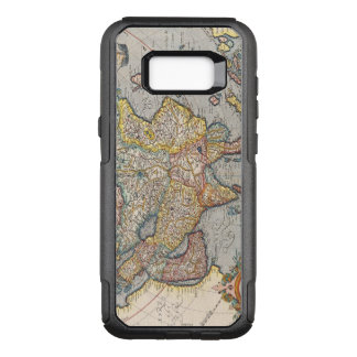 Vintage Antique Map of Asia and Oceana OtterBox Commuter Samsung Galaxy S8+ Case