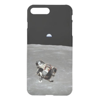 Vintage Apollo 11 Moon Mission Eagle's Ascent iPhone 8 Plus/7 Plus Case