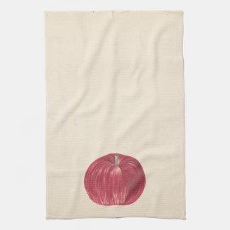 Vintage Apple Towel