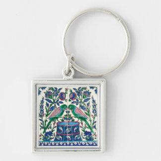 Vintage Arabesque Keychain