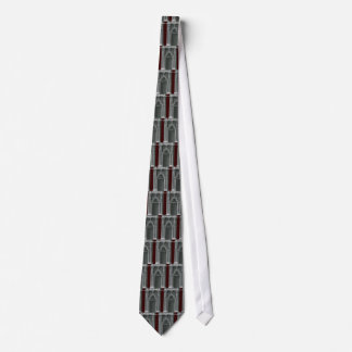 Vintage Architectural Element, Gothic Doorway Tie