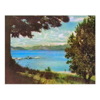 Vintage  ,Argentina, Lake Nabuel Huapi Postcard