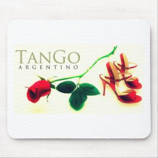 Vintage Argentine tango Mouse Pad