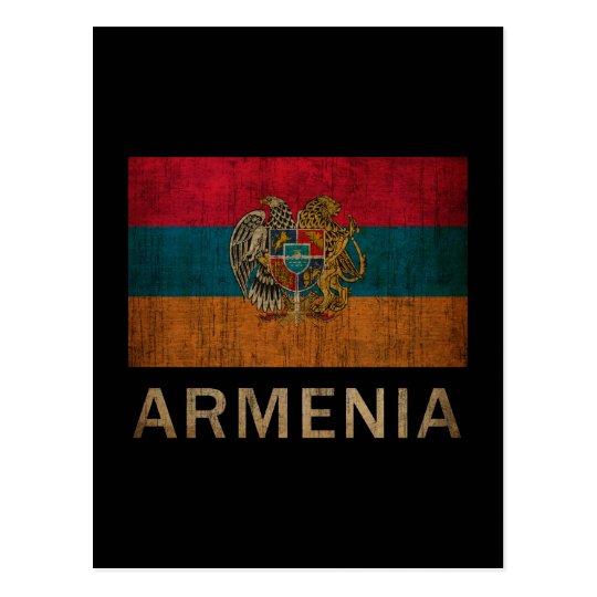 Vintage Armenia Postcard