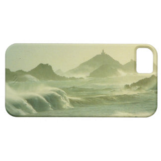 Vintage art, Corsica, Les iles Sanguinaires misty iPhone 5 Covers