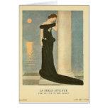 Vintage Art Deco Illustration ~ La Belle Affligee