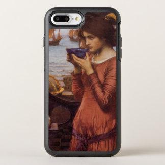 Vintage Art Destiny Waterhouse OtterBox Symmetry iPhone 7 Plus Case