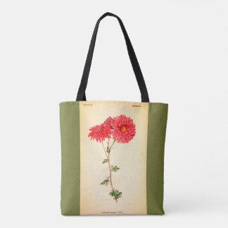 Vintage-Art-Floral_Botanical_Totes et Tote Bag
