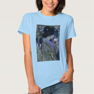 Vintage Art, Japanese Lady with Fan by Henry T Shirt