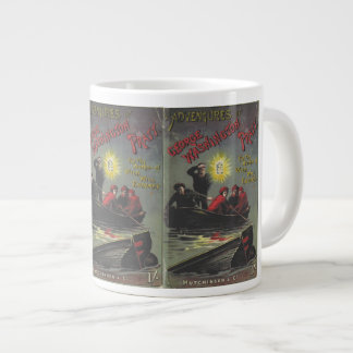 "Vintage Art Mug ""George Washington Pratt"""