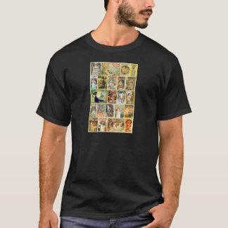 Vintage Art Nouveau Advertisements T-Shirt