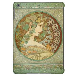 Vintage Art Nouveau | Alphonse Mucha iPad Air Cover
