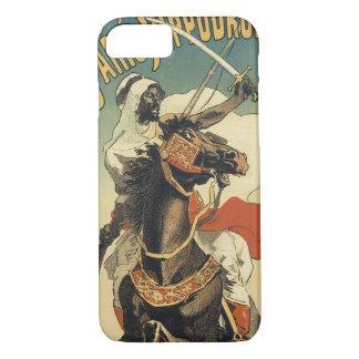 Vintage Art Nouveau, Arabs of the Sahara Desert iPhone 7 Case