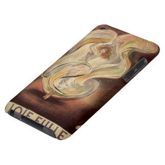 Vintage Art Nouveau, La Loie Fuller Modern Dance iPod Case-Mate Case
