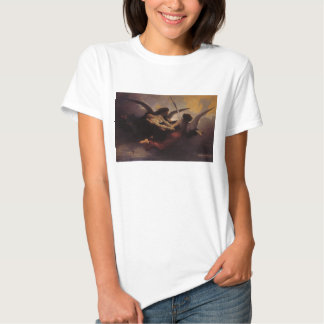 Vintage Art, Soul Brought to Heaven by Bouguereau Tees