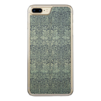 Vintage Art William Morris Brer Rabbit GalleryHD Carved iPhone 8 Plus/7 Plus Case