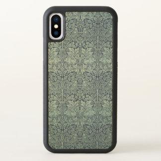Vintage Art William Morris Brer Rabbit GalleryHD iPhone X Case