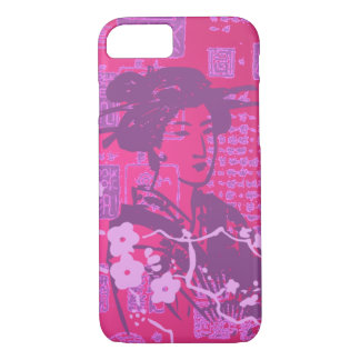 Vintage Asian Collage Case-Mate iPhone Case