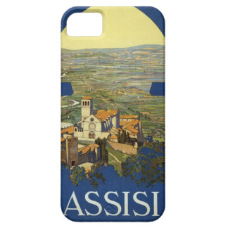 Vintage Assisi Travel Case For The iPhone 5