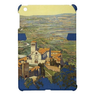 Vintage Assisi Travel Cover For The iPad Mini