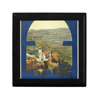 Vintage Assisi Travel Gift Box