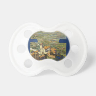 Vintage Assisi Travel Pacifier