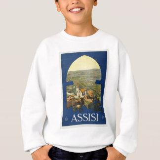 Vintage Assisi Travel Sweatshirt