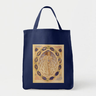 Vintage Astrology, Antique Celestial Zodiac Chart Tote Bag