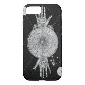 Vintage Astrology Metaphysical Image iPhone 8/7 Case