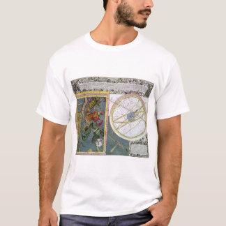 Vintage Astronomy Celestial by Matthaeus Seutter T-Shirt