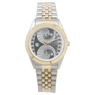 Vintage Astronomy Kircher Lunation Watch
