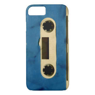 Vintage audio cassette tape iphone 7 case