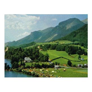 Vintage Austria, Appesbach,  Salzburg area Postcard
